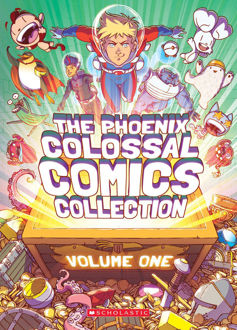 Picture of The Phoenix Colossal Comics Collection: Volume One