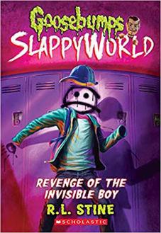 Picture of Revenge of the Invisible Boy (Goosebumps SlappyWorld #9) Paperback