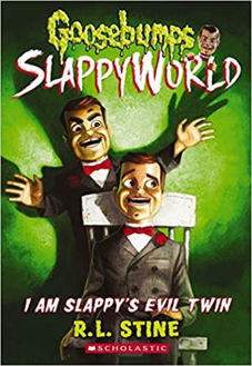 Picture of I Am Slappy's Evil Twin (Goosebumps SlappyWorld #3) Paperback