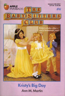 Picture of Kristy's Big Day (The Baby-Sitters Club, #6)
