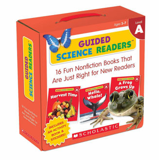 Picture of Guided Science Readers: Level A