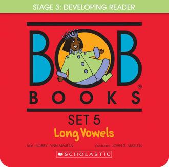 Picture of Bob Books Set 5- Long Vowels