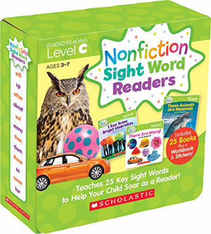 Picture of Nonfiction Sight Word Readers Parent Pack Level C