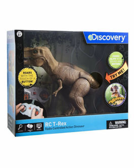 Picture of Discovery Kids RC T-Rex Radio Controlled Action Dinosaur