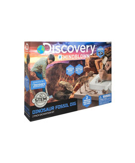 Picture of Discovery Mindblown - Dinosaur Excavation Kit (Trex And Velociraptor)