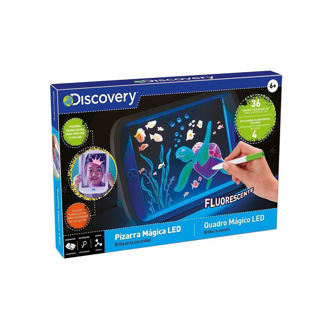 Picture of Discovery Drawing Light Board Neon Glow
