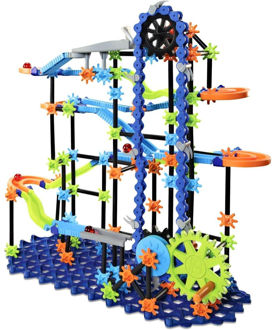 Picture of Discovery Mindblown Marble Run 321 Pieces