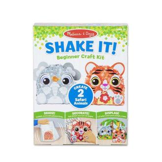 Picture of Shake It! Beginner Craft Kit - Safari