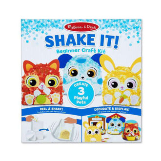 Picture of Shake It! Beginner Craft Kit - Deluxe Pets