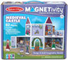 Picture of Magnetivity Magnetic Building Play Set - Medieval Castle