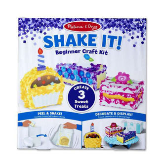 Picture of Shake It! Beginner Craft Kit - Deluxe Sweet Treats
