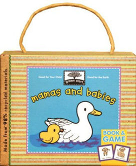 Picture of Mamas & Babies Book & Game