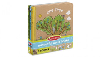 Picture of Wonderful World Book : One Tree