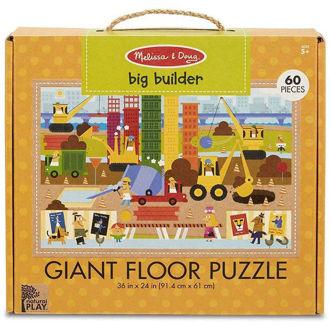 Picture of Giant Floor Puzzle Big Builder (60pc)