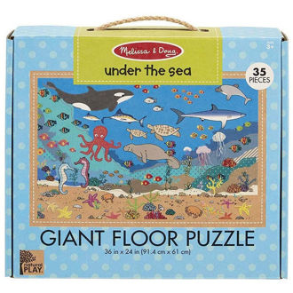 Picture of Giant Floor Puzzle Under The Sea