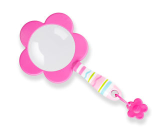 Picture of PRETTY PETALS MAGNIFYING GLASS