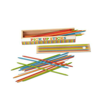 Picture of Wooden Pick-Up Sticks