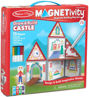 Picture of Magnetivity Magnetic Building Play Set - Draw & Build Castle