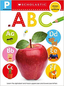 Picture of ABC Pre-K Workbook: Scholastic Early Learners