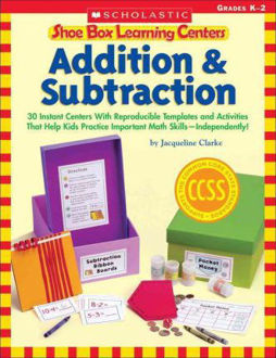 Picture of Shoe Box Learning Centers: Addition & Subtraction