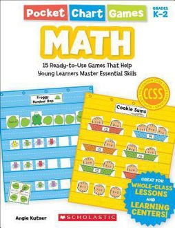 Picture of Pocket Chart Games: Math