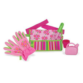 Picture of SUNNY PATCH BLOSSOM BRIGHT GARDEN TOOL BELT SET
