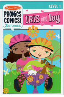 Picture of Phonics Comics! Iris and Ivy - Level 1