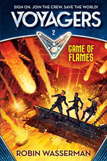 Picture of Voyagers 2 Game of Flame