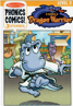 Picture of Phonics Comics!  Dragon Warrior- Level 2