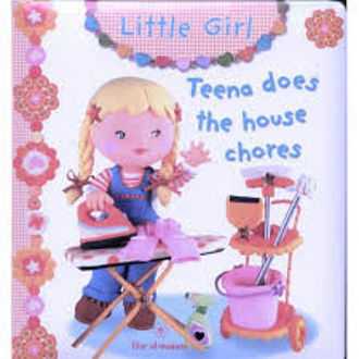 Picture of Teena Does the House Chores