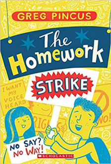 Picture of HOMEWORK STRIKE, THE PBK
