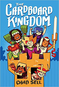 Picture of The Cardboard Kingdom Paperback