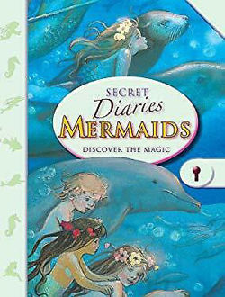 Picture of Secret Diaries: Mermaids: Discover the Magic(Hardcover)