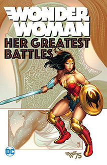 Picture of Wonder Woman Her Greatest Battles