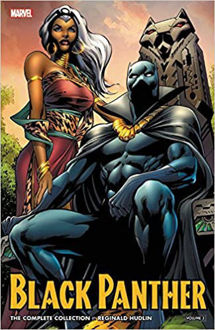 Picture of Black Panther The Complete Collection Vol. 3