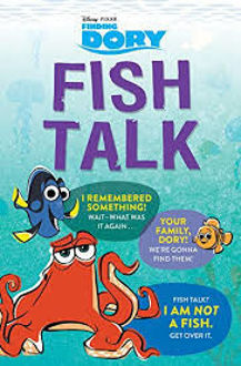 Picture of Finding Dory: Fish Talk: