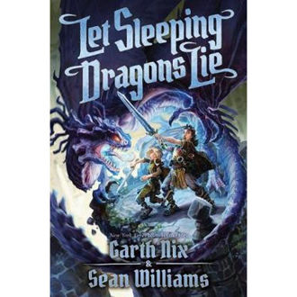 Picture of LET SLEEPING DRAGONS LIE HC