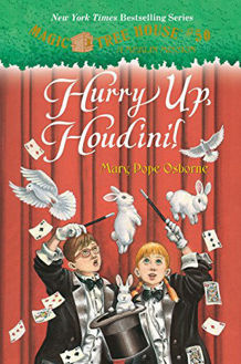 Picture of Hurry Up, Houdini!