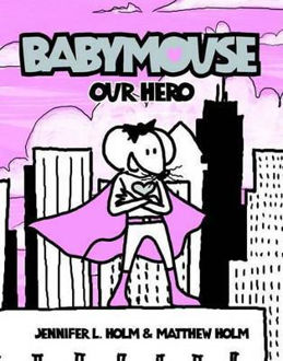 Picture of Baby Mouse Our Hero