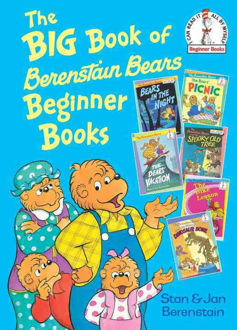 Picture of BIG BK OF BBEARS BEGINNER BKS
