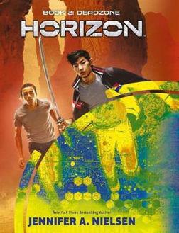 Picture of Horizone DEADZONE book 2