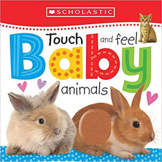 Picture of Touch and Feel Baby Animals