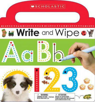 Picture of Write and Wipe ABC 123
