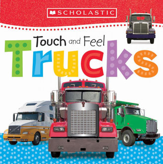 Picture of Touch and Feel Trucks:(Touch and Feel)