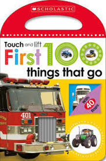 Picture of Touch and Lift First 100 Things That Go