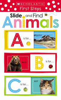 Picture of Slide and Find Animals ABC