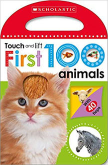 Picture of First 100 Animals: (Touch and Lift)