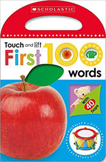 Picture of First 100 Words : (Touch and Lift)