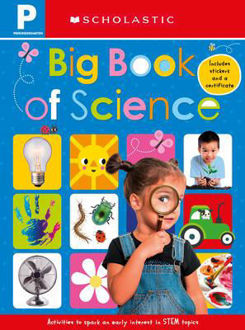 Picture of Depository Big Book of Science Workbook