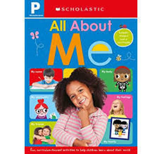 Picture of All about Me Workbook
